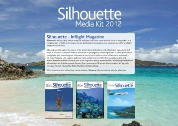 Silhouette - Inflight Magazine - Air Seychelles