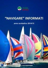 """""""NAVIGARE  INFORMATI 2014 - 2015"""