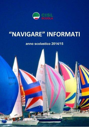 """""""NAVIGARE  INFORMATI 2014 - 2015"""""""