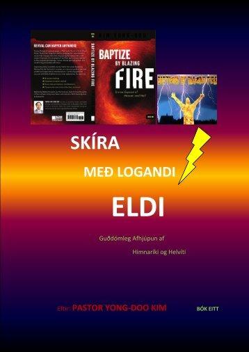 skíra með logandi eldi - Divine Revelations