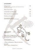 Carte du déjeuner - Iloha - Page 4
