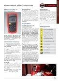 Temperatur, Licht, Schall, Feuchtigkeit, Drehzahl - Seite 2