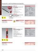Temperatur, Licht, Schall, Feuchtigkeit, Drehzahl - Page 7