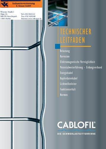 Technischer Leitfaden - Industrievertretung R. Krause GmbH