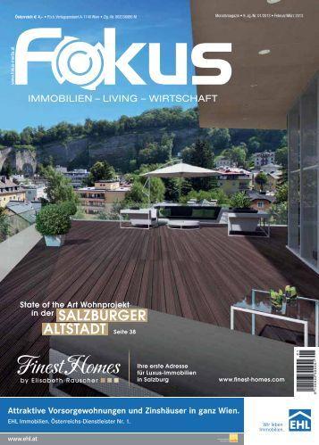 in der SALZBURGER ALTSTADT - Fokus-Media