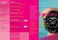 télécharger le programme - musée des Confluences