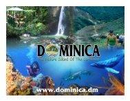 Community Tourism in Dominica - Caribbean Tourism Organization