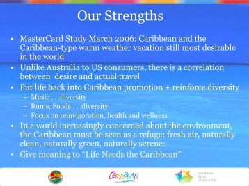 Caribbean Tourism Organisation - Caribbean Tourism Organization