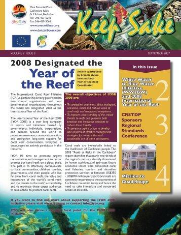 September 2007 - Caribbean Tourism Organization