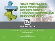 save the planet, save your money: cutting costs through responsible ...