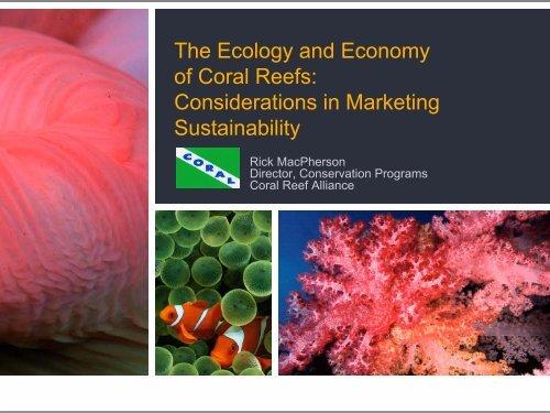 Coral Reef Alliance, CORAL - Caribbean Tourism Organization