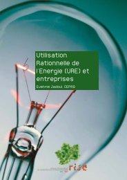 Utilisation Rationnelle de l'Energie (URE) et entreprises