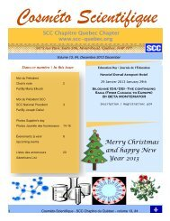 Merry Christmas and happy New Year 2013 - SCC Québec ...