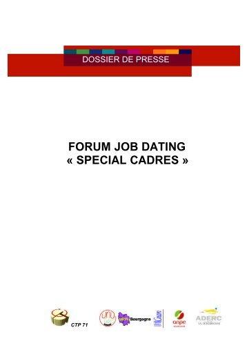 job dating cnam