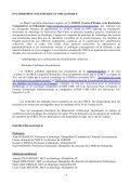 MASTER Recherche Ethnologie - Université Paul Valéry - Page 4