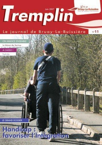 tremplin juin 2007 - Ville de Bruay-La-Buissière