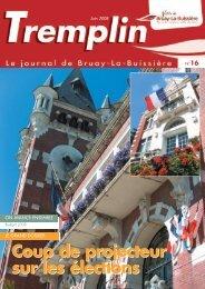Juin 2008 - Ville de Bruay-La-Buissière
