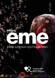 Musik schenken und Freude teilen. - Philharmonie