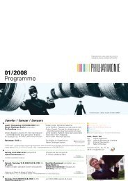 Télécharger PDF - Philharmonie