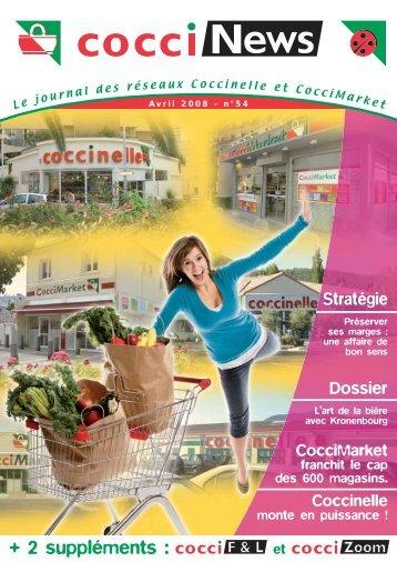 avril 2008 - SEGUREL - Votre centrale d'achats alimentaires
