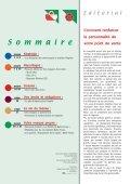 Stratégie Reportages Dossier - SEGUREL - Votre centrale d'achats ... - Page 3
