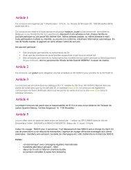 Article 1 Article 2 Article 3 Article 4 Article 5 - Di
