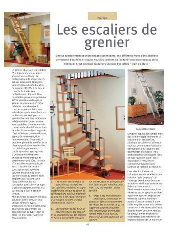 ntegrer un escalier marius aurenti. Black Bedroom Furniture Sets. Home Design Ideas