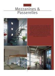 Mezzanines & Passerelles