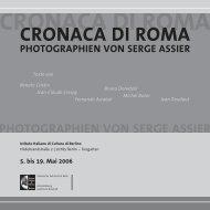 CRONACA DI ROMA - Serge Assier