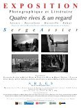 Quatre rives & un regard - Serge Assier - Page 2