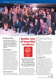 Another year of innovation excellence - Supermarket.co.za