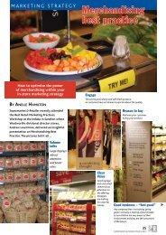 Merchandising best practice - Supermarket.co.za