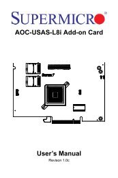 LSI 2108/2208 SAS MegaRAID Configuration Utility