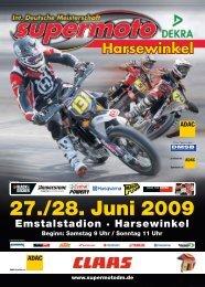 IDSM09 Flyer HARSEWINKEL A5.qxd :Layout 1 ... - Supermoto.de