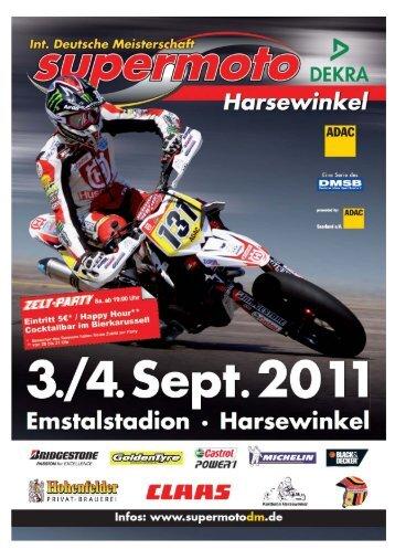 Teilnehmerguide zur DM in Harsewinkel - Supermoto.de