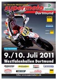 Teilnehmerguide zur DM in Dortmund - Supermoto.de