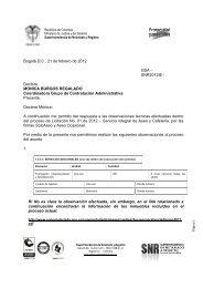 Respuesta Observaciones - Superintendencia de Notariado y Registro