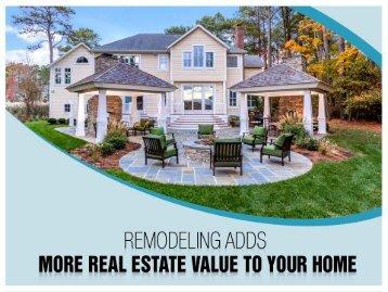 Plan your Renovation with Mills Creek Builders Inc