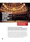 Plus de détails sur le Ballet Béjart - Paris - Page 3