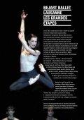 Plus de détails sur le Ballet Béjart - Paris - Page 4
