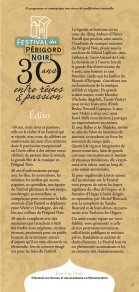 du Festival - Foxoo - Page 3