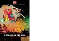 Téléchargez le Programme du Jazz OFF 2012 - Alpes-Maritimes