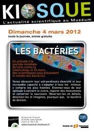 LES BACTÉRIES - Foxoo