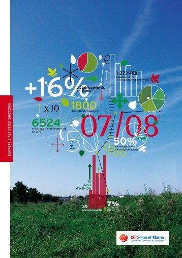 Rapport d'activités 2007/2008 - Foxoo