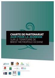 CHARTE DE PARTENARIAT AGIR POUR LA JEUNESSE - Foxoo
