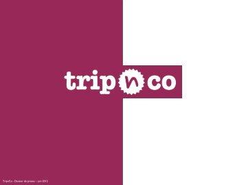 Dossier Presse TripnCo 2012