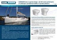SANIMARIN lance la gamme Design : des WC marins performants ...