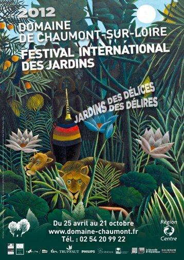Dossier de presse festival chaumont 2012 - Ministère de la Culture ...