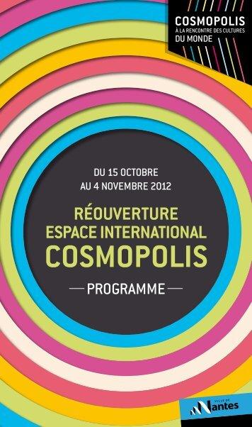 COSMOPOL IS - Loire-Atlantique