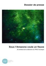 Sous l'Amazone coule un fleuve - Art-Culture-France